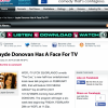 Jayde Donovan Has a Face For TV