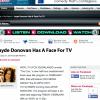 Jayde Donovan Has a Face For TV