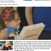 """""""Apple a Day Program"""" helps kids fight cancer"""